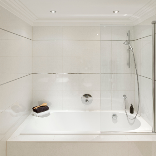 Badewanne oder Duschkabine